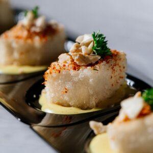 Aki Malta Fried Tofu