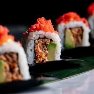 Aki Malta Spicy Salmon Roll