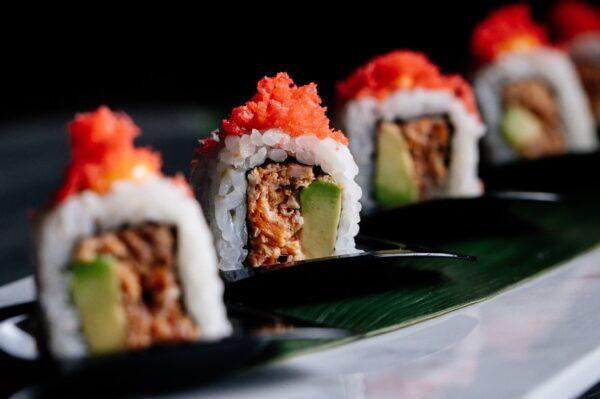 Aki Malta Spicy Salmon Roll