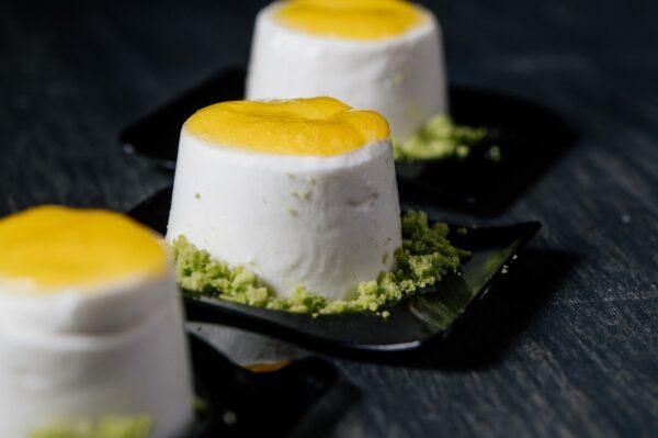 Aki Malta Yuzu Cheese Cake