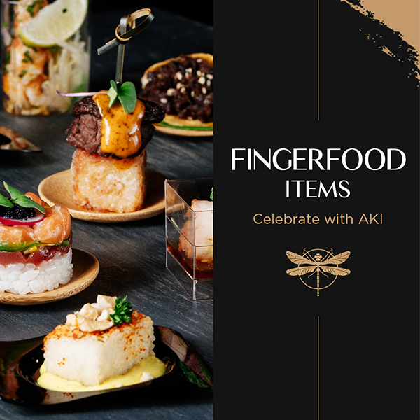 Fingerfood Items