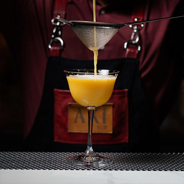Hashi Cocktail